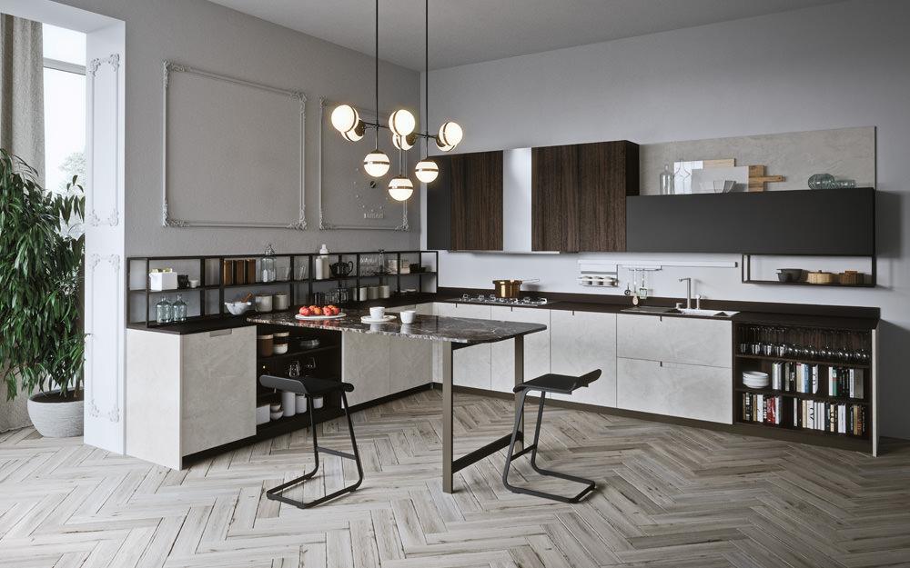 Arredamenti cucine roma la cucina ideale per la tua casa for Settimi arredamenti