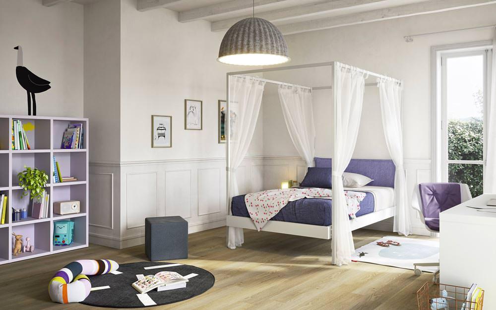 Settimi arredo design camerette for Battistella mobili