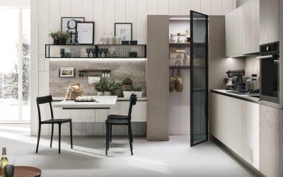 Le originali ed innovative proposte salva-spazio di Stosa Cucine